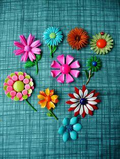 8 Ways to Wear Vintage Flower Pins – Modern Kiddo
