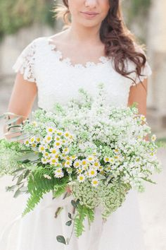 Featured Photographer: Roberta Facchini Photography; Wedding bouquet idea.