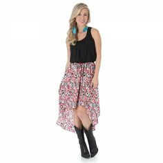 Hi-Low Dress   #country #dress