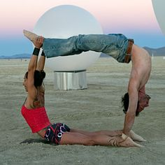 AcroYoga Squared