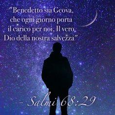 Benedetto sia Geova