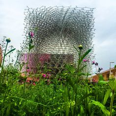 The UK pavilion at Expo Milano. Photo: nadiaafragola, via Instagram.