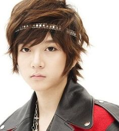 Ren of Nu'est pre-debut. Such a cutie <3 #kpop