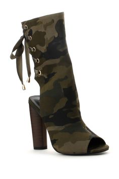 Connie Lace Up Boot by Cape Robbin on @nordstrom_rack