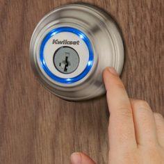 Touch Open Key Lock