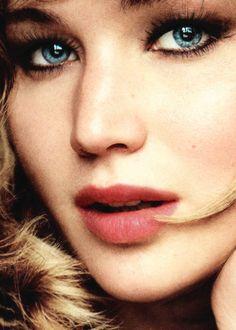 Jennifer up close