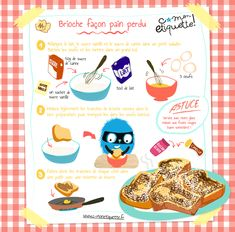 Easy Cooking, Cooking Tips, Cooking Recipes, Healthy Recipes, Healthy Toddler Breakfast, Drink Recipe Book, Baking With Kids, Cheat Meal, French Food
