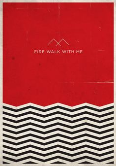 twin peaks-crossed over triangles tattoo | Film, music and tv | Pinte…