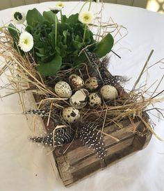 Four Seasons On Evedal Flower Pot Crafts, Flower Pots, Easter Wreaths, Christmas Wreaths, Spring Wreaths, Seasonal Decor, Holiday Decor, Easter 2020, Deco Floral