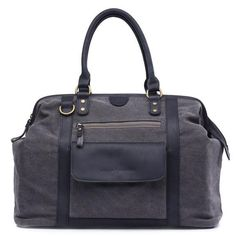 Kelly Moore Jude Bag Gray Canvas with Black Trim Kelly Moore Bag, Perfect Camera, Photography Equipment, Camera Accessories, Black Trim, Canvas Leather, Photo Booth, Photo Editing, Satchel