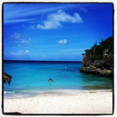 Grote knip @ Curacao