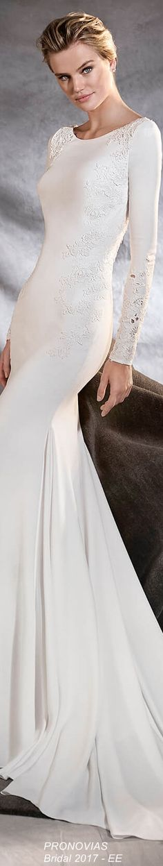 Wedding dresses simple ballgown bridal collection New ideas Cheap Wedding Dress, Wedding Dress Styles, Wedding Attire, Bridal Dresses, Wedding Gowns, Pronovias Bridal, Beautiful Gowns, Bridal Collection, Bridal Style