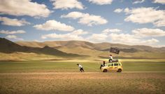 From UK to Mongolia with the Mongol Rally #roadtrip