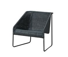 VIKTIGT Chair, black $129.00 Woven of paper cord, which is both sturdy and comfortable to sit on [OK outdoors/]