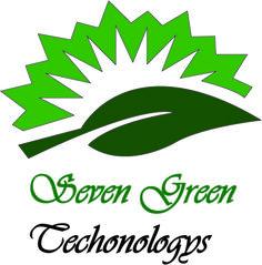 #logo #design #seven #green #technologys #sevengreen #vivek #vivekmurugan