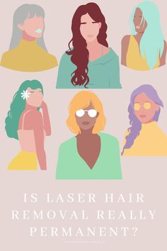 Is Laser Hair Removal Really Permanent? - Infinity Laser Spa in NYC