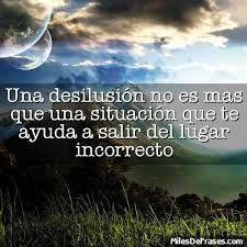 """""""¿DESILUSIONADO?"""" REFLEXIONES PARA VOS. BLOG: http://reflexionesparavos.blogspot.com/2015/07/la-vida-lo-desilusiona.html?spref=tw #desilusionado #tristeza #reflexionesparavos"""