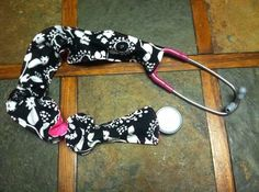 Strap Wrap Perfect for personalizing your stethoscope and giving it some pizzaz! Comes in 2 cool double-sided coordinating prints with one pocket. **Looking for organizational ideas and products to help simplify your your life? Then take a look at my board (pinterest.com/...) and then come find my private group on Facebook (www.facebook.com/...)