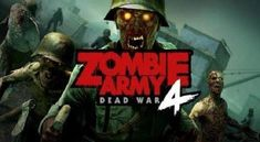 Zombie Army 4 Highly Compressed Hitler's hordes are back for more in this spine-chilling shooter from the makers of Sniper Elite Abominable occult enemies Free Pc Games, Fun Games, Games To Play, Zombie Army, Games Zombie, Black Ops 4, Call Of Duty Black, Army Men