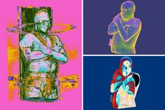 Colorful X-Ray Art Captures The Inner Beauty Of Humans And Animals, Literally | The Creators Project