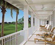 Vero Beach, FL home by Hugh Newell Jacobson