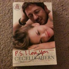 If you've never read Cecilia Ahern's books, then start with this one. It's about a husband that knows he's about to die and writes his wife letters that are delivered to her for a year after his death. So sweet!!