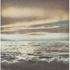 Gerhard Richter, Galerie Heiner Friedrich, Dunkes, Ocean (Seelandschaft), 1971, multicolored heliogravure on ivory rag paper, Dallas Museum of Art, Dallas Museum of Art League Fund, Roberta Coke Camp Fund, General Acquisitions Fund, DMA/amfAR Benefit Auction Fund, and the Contemporary Art Fund: Gift of Mr. and Mrs. Vernon E. Faulconer, Mr. and Mrs. Bryant M. Hanley, Jr., Marguerite and Robert K. Hoffman, Howard E. Rachofsky, Deedie and Rusty Rose, Gayle and Paul Stoffel, and two anonymous…