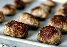 Polpette di carne non fritte