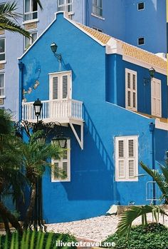 Curacao and its architecture