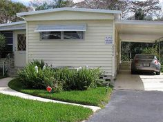 Mobile Homes For Sale or Rent Mobile Home Renovations, Manufactured Homes For Sale, Mobile Homes For Sale, Ideal Home, Orlando, The Neighbourhood, Shed, Outdoor Structures, Vacation