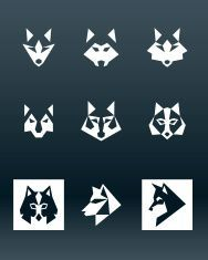 Find wolf logo stock images in HD and millions of other royalty-free stock photos, illustrations and vectors in the Shutterstock collection. Husky Logo, Dog Logo, Wolf Design, Icon Design, Lobo Tribal, Logo Typo, Wolf Illustration, Wolf Tattoos, Art Graphique