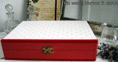 Kisten & Boxen - Kiste No. 1 - ein Designerstück von EinWenigHiervonUndDavon bei DaWanda