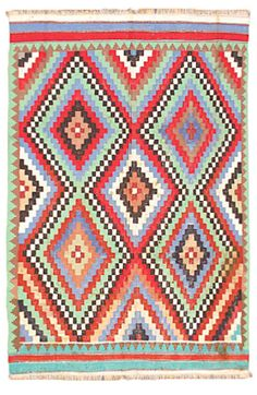 Technicolor Kilim | domino.com