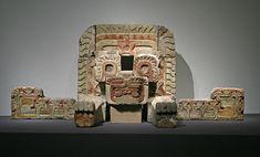 Teotihuacan Jaguar of Xalla, during the Xalla, Xolalpan-Metepec phase, 350-652 AD.