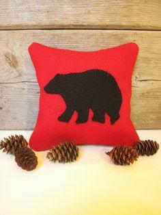Decorative Balsam Pillow / Maine Balsam Fir Pillow by AwayUpNorth, $12.00