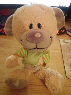 """Ich Liebe Teddybären -- und das ist meine """"Kleine Gertrud"""" -- Pimboli`s von Depeche sind mir besonders an mein Herz gewachsen!"""