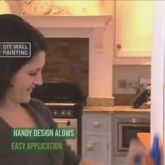 Super-easy-diy-wand-malerei zog in ein neues haus vor kurzem brauchen eine renovierung für ihr haus tun wollen, einige arbeit selbst, anstatt jemanden einstellen, und bezahlen