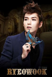 "Super Junior - ""Opera"" - RYEOWOOK"