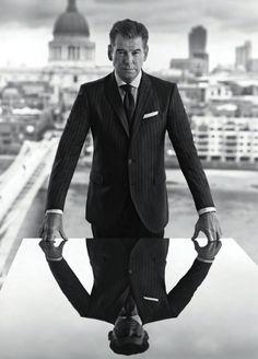 Pierce Brosnan | being bond