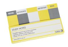Study Adhesive Notes: Quote   Last Chance   Shop   kikki.K Stationery & Gifts