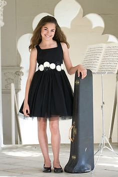 Elisa B Sequin Tween Party Dress in Animal Print | Elisa B Tween ...