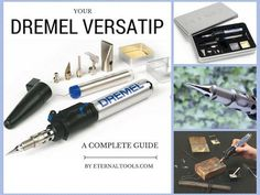 Dremel 4000 engraving wood i want one dremel 4000 pinterest a complete guide to your dremel versatip a torch a soldering iron a fandeluxe Image collections