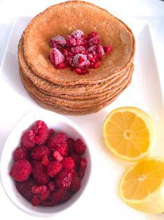 RECETA FITNESS/ Tortitas de desayuno americano (American pancakes)
