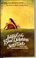 Island of the Blue Dolphins-Scott O'Dell