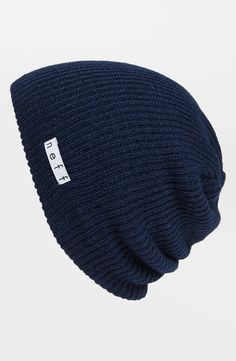 Navy Beanie by Neff. Buy for $16 from Nordstrom