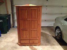 corner cabinet $325.