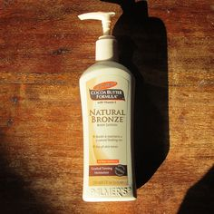 #Palmers #CocoaButter Formula Natural Bronze Body Lotion 250ml NEVER USED