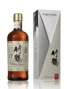 Whisky NIKKA 17 ans Taketsuru 43% - Maison du Whisky