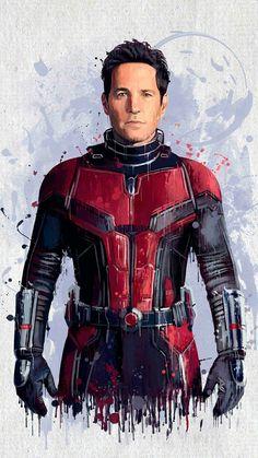 Scott Lang / Ant-Man — Avengers: infinity war, 2018