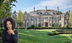 Oprah Winfrey's House - 2016 (Inside & Outside) [ $165 Million ] #LefthandersIntl - http://Left-handersInternational.com